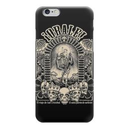 "Чехол для iPhone 6 ""Skull Art"" - skull, череп, черепа, artwork, skulls"