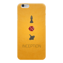 "Чехол для iPhone 6 ""Начало (Inception)"" - начало, inception"