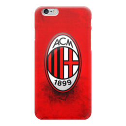"Чехол для iPhone 6 ""Милан (Milan)"" - милан, acm"