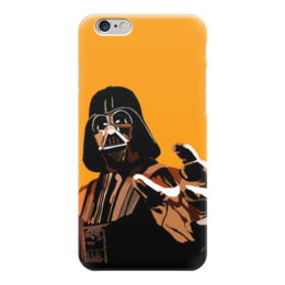 "Чехол для iPhone 6 ""Star Wars"" - фантастика, star wars, звездные войны, дарт вейдер"