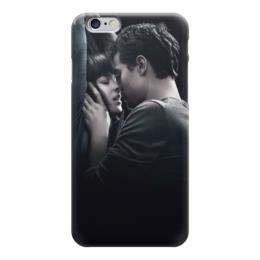 """Чехол для iPhone 6 """"50 оттенков серого"""" - 50 оттенков серого, 50 shades og grey"""