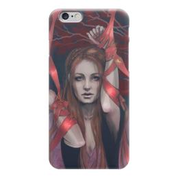 "Чехол для iPhone 6 ""Игра Престолов"" - игра престолов, старки, game of thrones, санса старк, винтерфел"