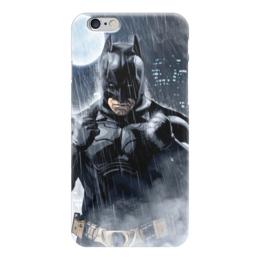 "Чехол для iPhone 6 ""Batman"" - комиксы, batman, бэтмен"