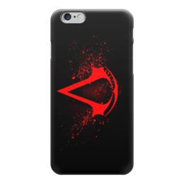"Чехол для iPhone 6 ""Assassin's creed"" - assassin's creed, кредо ассасина"