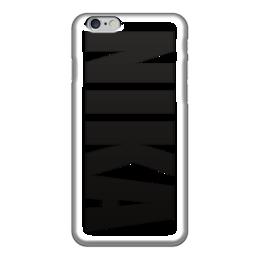 """Чехол для iPhone 6 """"с именем Ника"""" - ника, чехол с именем, чехол с именем ника"""