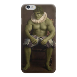 "Чехол для iPhone 6 ""Super Flamands"" - hulk, халк, super flamands"