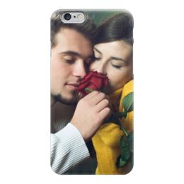 """Чехол для iPhone 6 """"Красивая Любовь"""" - любовь, пара, влюблённые, красивая любовь, lovers"""