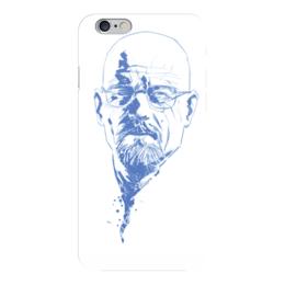 "Чехол для iPhone 6 ""Хайзенберг"" - во все тяжкие, breaking bad, уолтер уайт, хайзенберг, heisenderg"
