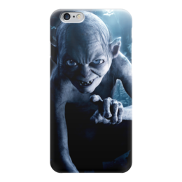 "Чехол для iPhone 6 ""Голлум"" - кино, властелин колец, хоббит, прелесть, фродо"