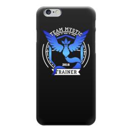 """Чехол для iPhone 6 """"Покемоны. Team Mystic"""" - прикольные, покемон, покемоны, pokemon go, team mystic"""