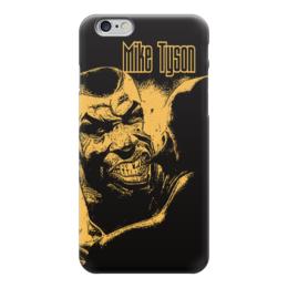 """Чехол для iPhone 6 глянцевый """"Mike Tyson"""" - mike tyson, бокс, майк тайсон"""