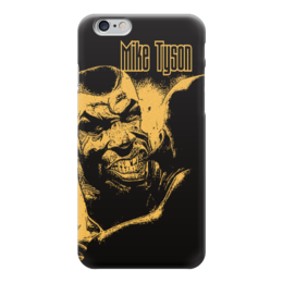 "Чехол для iPhone 6 ""Mike Tyson"" - бокс, майк тайсон, mike tyson"