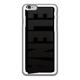 """Чехол для iPhone 6 """"с именем Елена"""" - чехол с именем, чехол с именем елена, елена"""