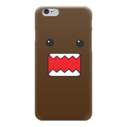 """Чехол для iPhone 6 """"Домо - кун"""" - мульт, домо - кун"""