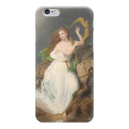 "Чехол для iPhone 6 ""Арфа Эрин (картина Томаса Бьюкенена Рида)"" - ирландия, картина, рид"