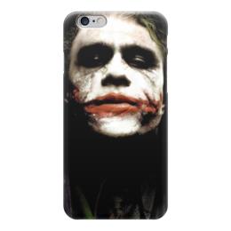 """Чехол для iPhone 6 """"Джокер"""" - джокер, хит леджер"""