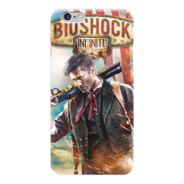 "Чехол для iPhone 6 ""Bioshock Infinite"" - биошок, bioshock infinite, биошок инфинити"