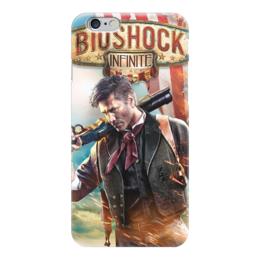 "Чехол для iPhone 6 глянцевый ""Bioshock Infinite"" - биошок, биошок инфинити, bioshock infinite"