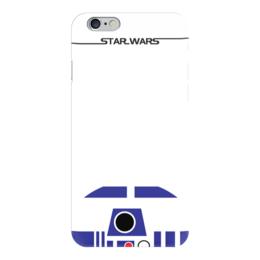 """Чехол для iPhone 6 """"R2D2."""" - star wars, звездные войны, r2d2, дроид, р2д2"""