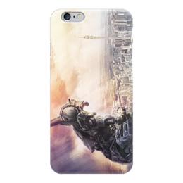 """Чехол для iPhone 6 глянцевый """"Робот по имени Чаппи"""" - арт, chappie, чаппи"""
