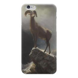 "Чехол для iPhone 6 ""Толсторог"" - картина, бирштадт"