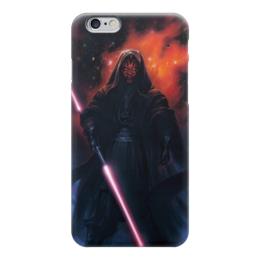 "Чехол для iPhone 6 ""Star Wars"" - star wars, звездные войны, дарт молл"
