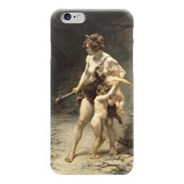 "Чехол для iPhone 6 ""Две матери"" - картина, февр"