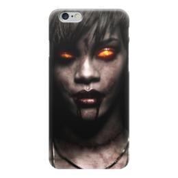 "Чехол для iPhone 6 глянцевый ""Рианна (Rihanna)"" - рианна, rihanna"
