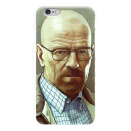 "Чехол для iPhone 6 ""Хайзенберг (Во все тяжкие)"" - во все тяжкие, breaking bad, уолтер уайт, хайзенберг"