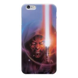 "Чехол для iPhone 6 ""Дарт Мол (Darth Maul)"" - star wars, звездные войны, дарт мол, ситх"