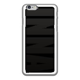 """Чехол для iPhone 6 """"с именем Инна"""" - инна, чехол с именем, чехол с именем инна"""