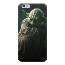 "Чехол для iPhone 6 ""Star Wars"" - star wars, звездные войны, йодо"
