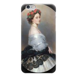 """Чехол для iPhone 6 """"Алиса (великая герцогиня Гессенская)"""" - картина, винтерхальтер"""
