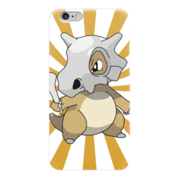"Чехол для iPhone 6 ""Кубон"" - нинтендо, nintendo, pokemon go, покемон го, cubone"