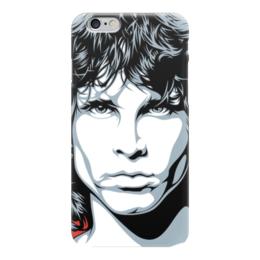 """Чехол для iPhone 6 """"Джим Моррисон (The Doors)"""" - jim morrison, the doors, джим моррисон"""