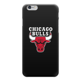 "Чехол для iPhone 6 ""CHICAGO BULLS"" - баскетбол, nba, chicago bulls, чикакго булс"