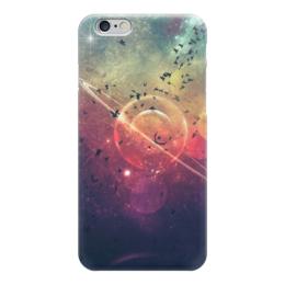 """Чехол для iPhone 6 """"Вселенная - Ombre"""" - space, космос, вселенная, ombre"""