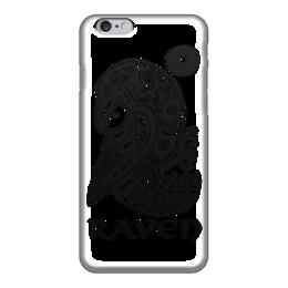 "Чехол для iPhone 6 ""Raven Brand"" - ворон, raven brand, бренд ворон, voron"