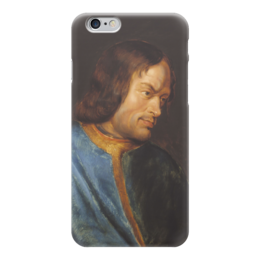 "Чехол для iPhone 6 ""Портрет Лоренцо Медичи"" - картина, рубенс"