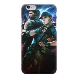 "Чехол для iPhone 6 ""Resident Evil"" - игра, обитель зла, resident evil, umbrella, re"