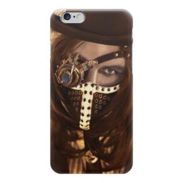 "Чехол для iPhone 6 ""Стимпанк / Steampunk"" - фентези, машины, фэнтэзи, steampunk, стимпанк"