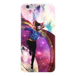 "Чехол для iPhone 6 ""Dr. Strange"" - доктор, комиксы, марвел, стрэндж"