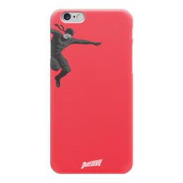 """Чехол для iPhone 6 """"Сорвиголова"""" - комиксы, марвел, дардевил, daredevil, сорвиголова"""