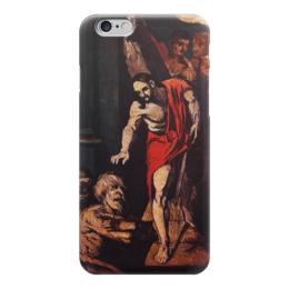 "Чехол для iPhone 6 ""Christ in Limbo"" - картина, сезанн"