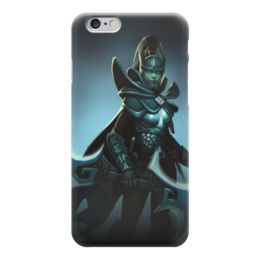 "Чехол для iPhone 6 ""Phantom Assassin"" - dota 2, phantom assassin, дота 2, фантом ассассин, фантомка"