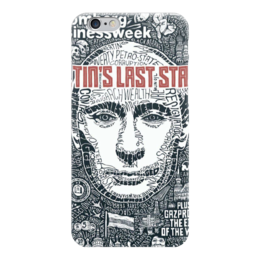 """Чехол для iPhone 6 """"Путин - вежливый человек"""" - любовь, россия, патриотизм, путин, президент"""