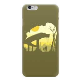 "Чехол для iPhone 6 ""Одни из Нас (The Last of Us)"" - the last of us, одни из нас"