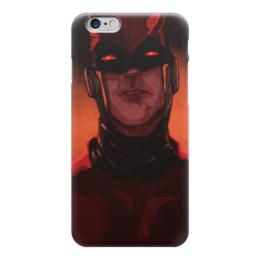 "Чехол для iPhone 6 ""Сорвиголова (Daredevil)"" - комиксы, марвел, дардевил, daredevil, сорвиголова"
