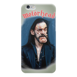 "Чехол для iPhone 6 ""Motorhead Band"" - heavy metal, motorhead, lemmy, lemmy kilmister, рок певец"