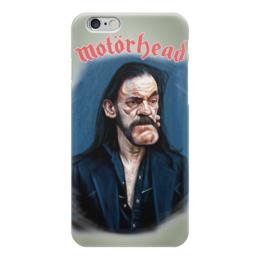 "Чехол для iPhone 6 ""Motorhead Band"" - heavy metal, motorhead, lemmy, lemmy kilmister, рок певец"